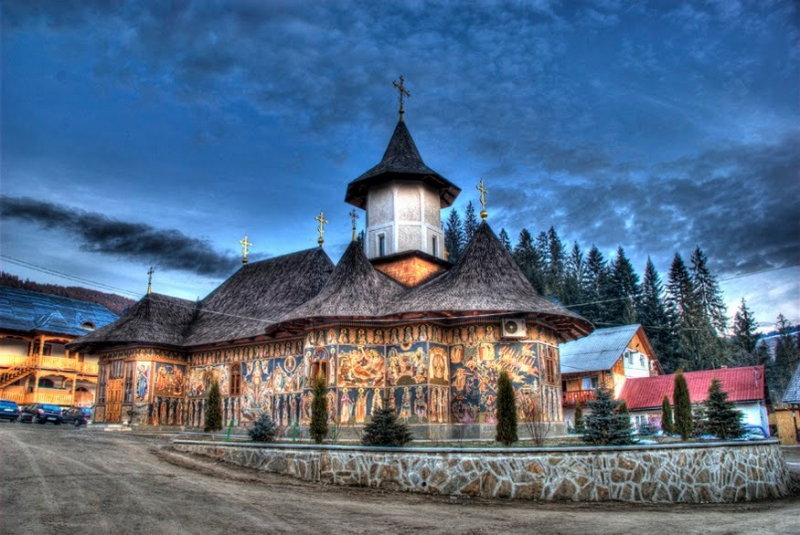 Care sunt manastirile din Bucovina?
